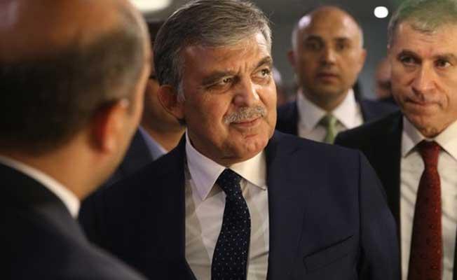 Abdullah Gül'den Cumhurbaşkanlığı Adaylığı İle İlgili Önemli Açıklama