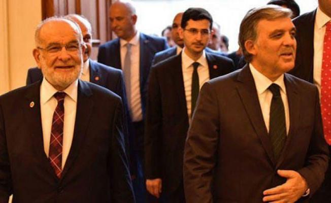 Abdullah Gül'ün Aday Olması Durumunda 50 Vekil İstifa Ederek SP'ye Geçecek İddiası!