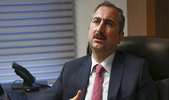 Adalet Bakanı Gül'den FETÖ'cülerin İadelerine İlişkin Açıklama