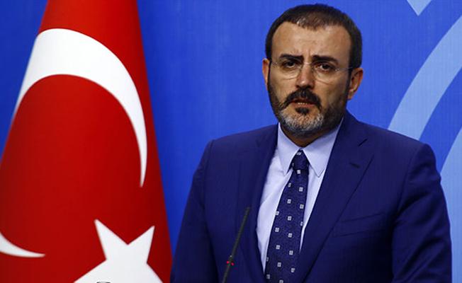 AK Parti Sözcüsü Mahir Ünal Anket Sonuçlarını Açıkladı!