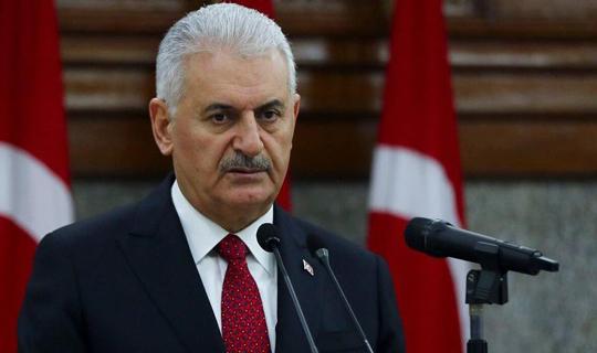 Başbakan Binali Yıldırım'dan 'Değişmez Gündem Maddemiz FETÖ'dür' AÇıklaması