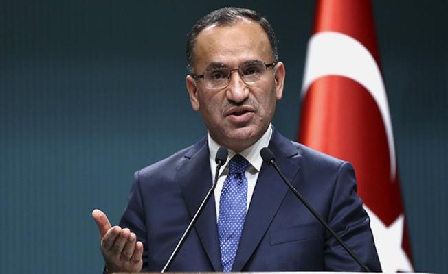 Başbakan Yardımcısı Bozdağ'dan CHP Çatı Aday ve 15 Vekil Eleştirisi