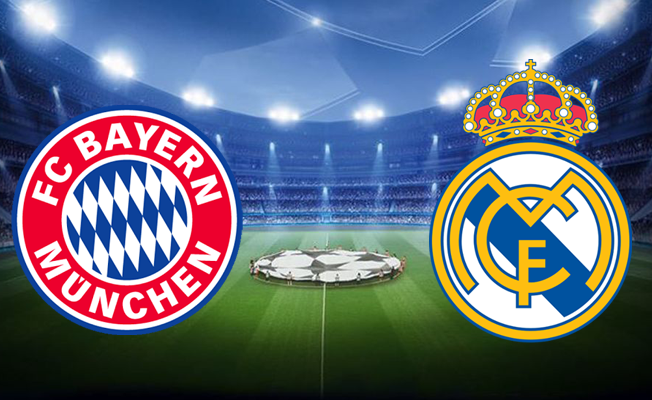 Bayern Münih Real Madrid Maçı Hangi Kanalda? Saat Kaçta?
