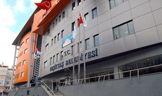 Beşiktaş Belediyesine Mali Operayon
