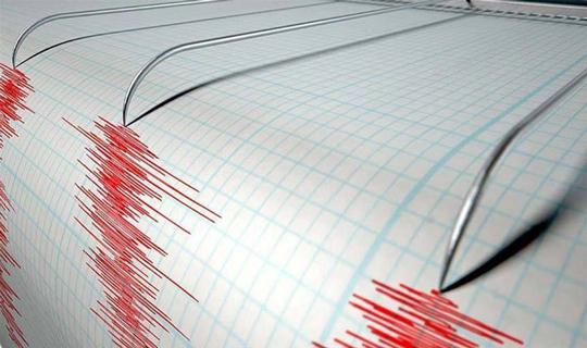 Bodrum Açıklarında Şiddetli Deprem!