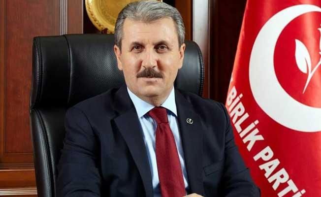 Büyük Birlik Partisi (BBP) Genel Başkanı Milletvekili Adaylığını Açıkladı