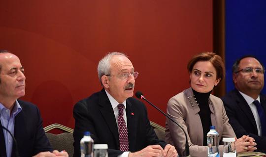 CHP Lideri Kılıçdaroğlu: 2019'da Demokrasi İstiyorsanız Beraber Hareket Edelim