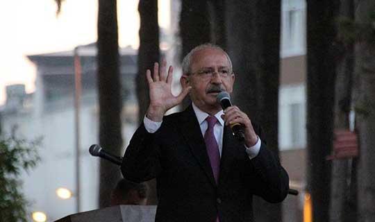 CHP Lideri: Şehitlere ve Ailelerine Saygıyı O Zata Öğreteceğim