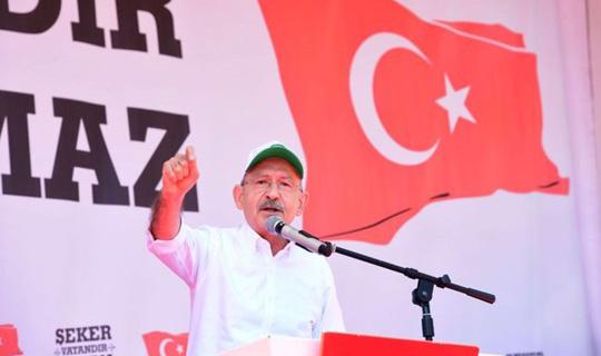 CHP Liderinden Cumhurbaşkanına: Satışı Durdur Gelip Tebrik Edeceğim