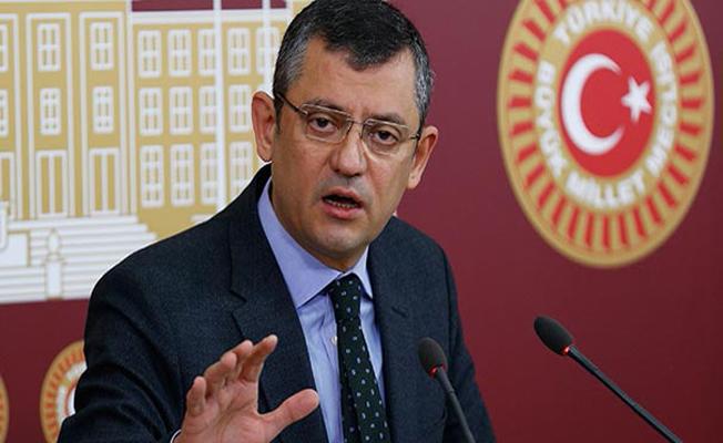 CHP Milletvekili Özel'den 'CHP'nin Adayı Ne Zaman Açıklanacak?' Sorusuna Yanıt