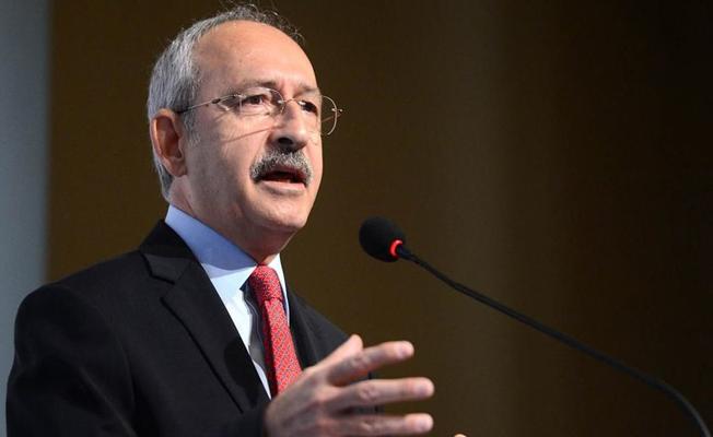 CHP Parti Meclisi'nden Kemal Kılıçdaroğlu'na İttifak Yetkisi