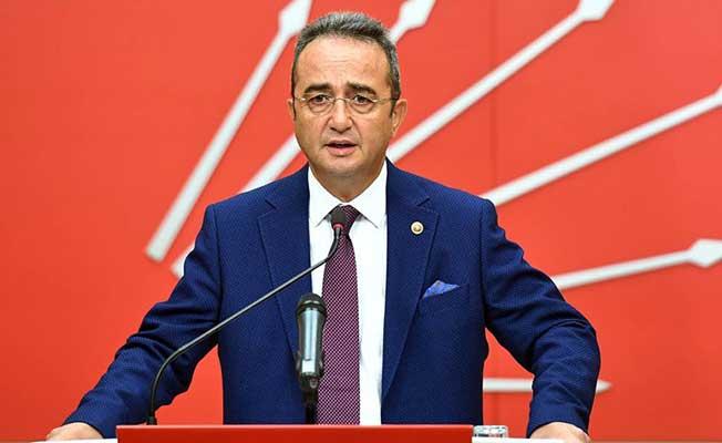 CHP Sözcüsü Bülent Tezcan'dan Cumhurbaşkanı Adaylığına Yönelik Açıklama