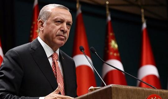 Cumhurbaşkanı Erdoğan: Biz Şehitlerimizle Beraberiz