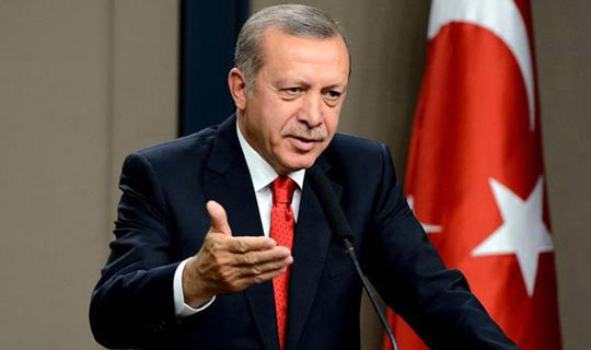 Cumhurbaşkanı Erdoğan: Bizi Asla Bölemeyecekler