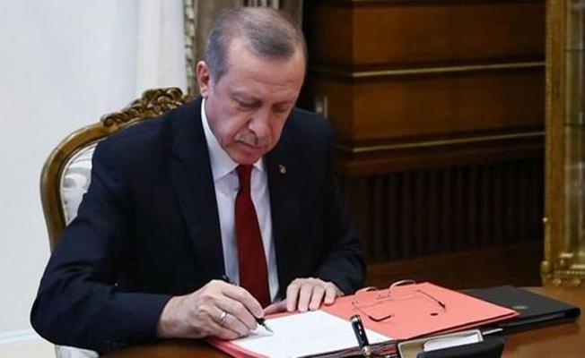 Cumhurbaşkanı Erdoğan'dan Türk-Alman Üniversitesi'ne Rektör Ataması