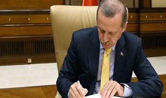 Cumhurbaşkanı Erdoğan İzmir Katip Çelebi Üniversitesine Rektör Atadı