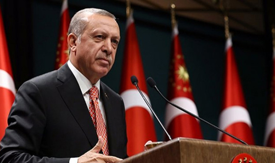 Cumhurbaşkanı Erdoğan Suriye, Irak ve Yurt İçinde Etkisiz Hale Getirilen Terörist Sayısını Açıkladı