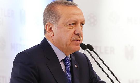 Cumhurbaşkanı Erdoğan: Yepyeni Bir Ulaşım Ağı Kurduk