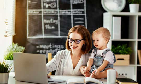 Devletten Annelere Büyük Destek ! Koşulsuz 433 TL ve İzin Ödemesi Yapılıyor