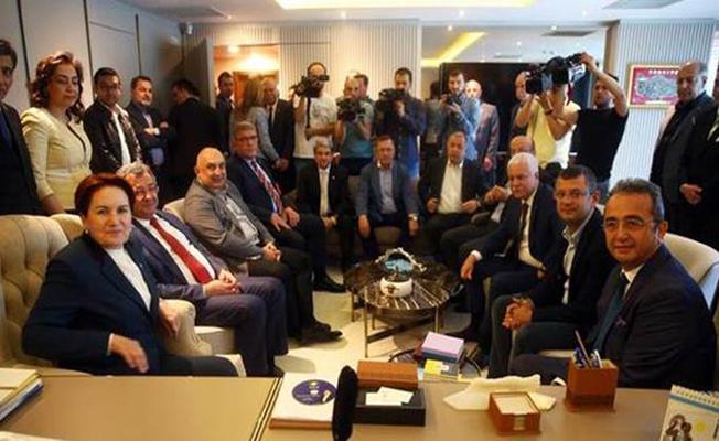 Flaş İddia! 15 Milletvekili Meral Akşener'in Adaylığının Önüne Geçmek İçin İyi Parti'ye Geçtiler, Geri Dönecekler