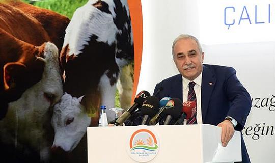 Gıda Bakanı Fakıbaba'dan Et Fiyatına İlişkin Açıklama