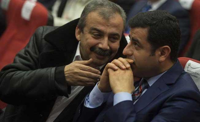 HDP'li Selahattin Demirtaş ve Sırrı Süreyya Önder Hakkında 5 Yıl Ceza Talebi