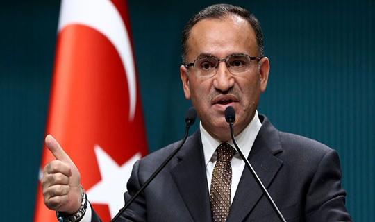 Hükümet Sözcüsü Bekir Bozdağ'dan CHP Lİderi Kılıçdaroğlu'na Er Meydanı Açıklaması