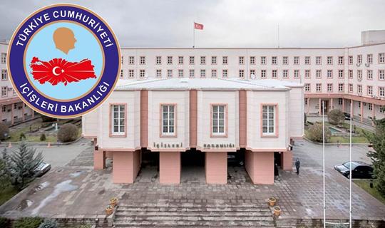 İçişleri Bakanlığı Yurtiçi Operasyon Bilançosuna Yönelik Açıklama Yaptı