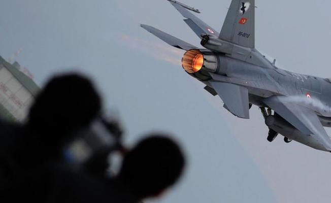Irak'ın Kuzeyine Hava Harekatı Düzenlendi! 10 Terörist Etkisiz Hale Getirildi