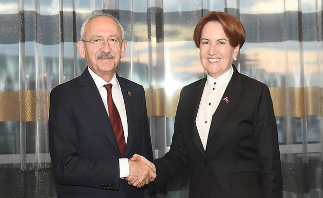 İyi Parti CHP İttifakı Gerçekleşiyor Mu? Kemal Kılıçdaroğlu Merak Akşener İle Görüşecek