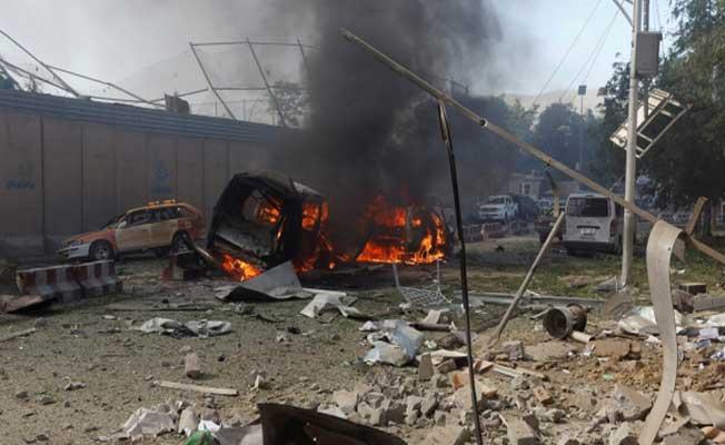 Kabil'de İntihar Saldırısı ! Çok Sayıda Kişi Hayatını Kaybetti