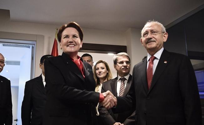Kritik Görüşme Sonrasında Akşener ve Kılıçdaroğlu'ndan Açıklama!