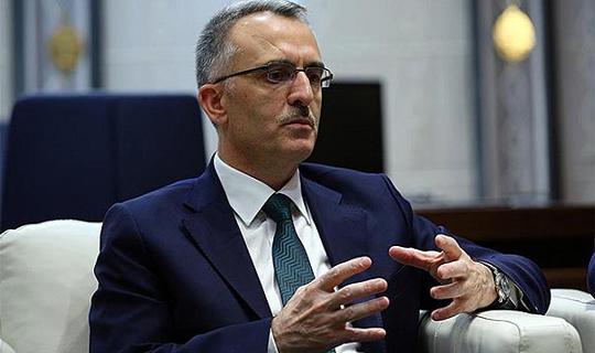 Maliye Bakanı Naci Ağbal'dan Serbest Mali Müşavirlere Müjde
