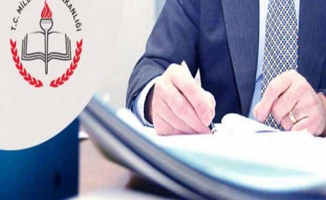 MEB Şube Müdürlüğü Görevde Yükselme Sınav Sonuçları Açıklandı