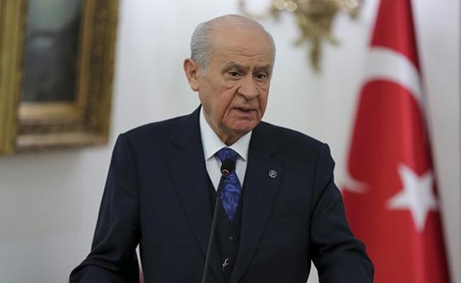MHP Genel Başkanı Devlet Bahçeli Milletvekili Adaylığı İçin Başvuru Yaptı