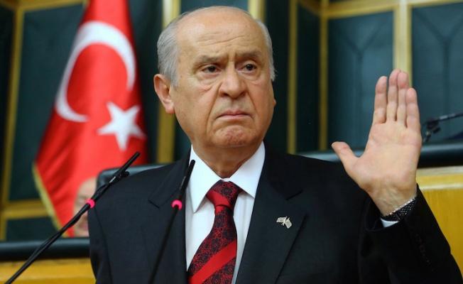 MHP Lideri Bahçeli: Cumhurbaşkanı Adayımız Sayın Erdoğan'dır