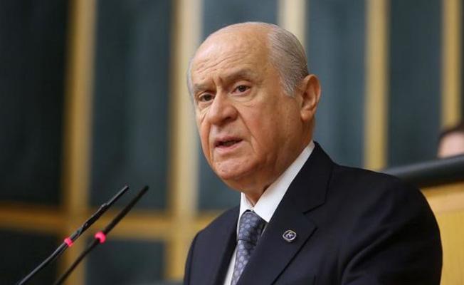 MHP Lideri Bahçeli'den Abdullah Gül'e Kardeşlik Eleştirisi