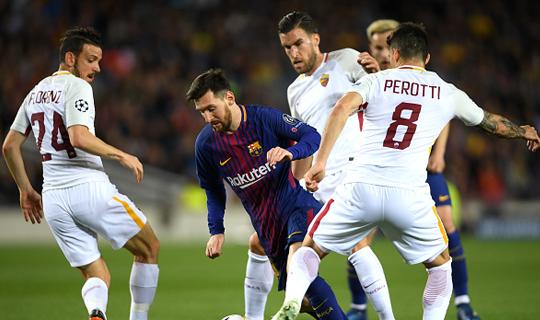 Roma- Barcelona Şampiyonlar Ligi Maçının Kanalı Belli Oldu! Cengiz Ünder Oynayacak Mı?