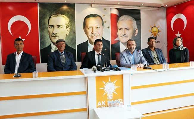 Şehit Ömer Halisdemir'in Kardeşi AK Parti'den Milletvekili Aday Adaylığını Açıkladı