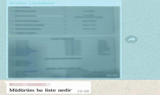 Sınav Yapılmadan Atama Listesinin Whatsapp Grubunda Paylaşılması İddialarına Yanıt Geldi!