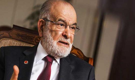 SP Lideri Karamollaoğlu Hükümete Sert Çıktı : Halkı İsyana Zorluyorsunuz