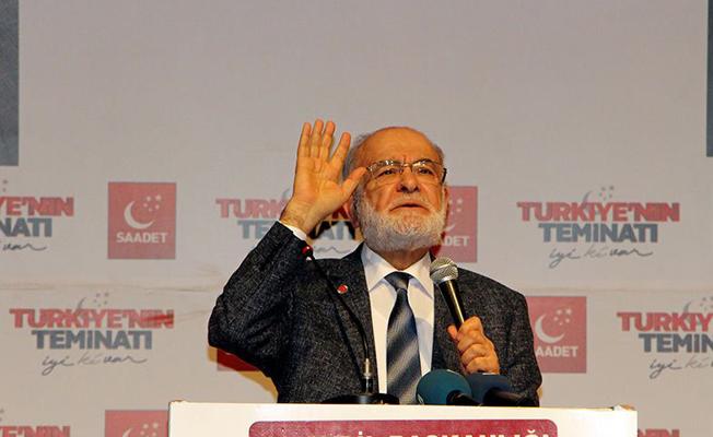SP Lideri Karamollaoğlu: İttifaka Kapılarımızı Kapatmadık