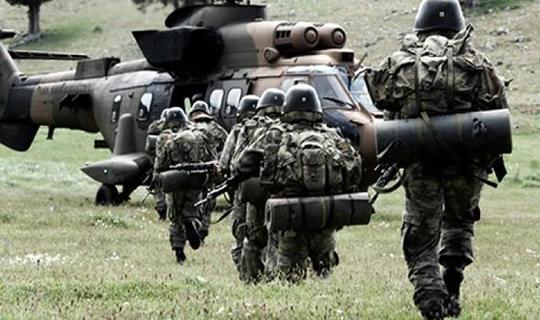 Tunceli'de PKK'lı Teröristlerle Çatışma! Yaralı Askerimiz Var