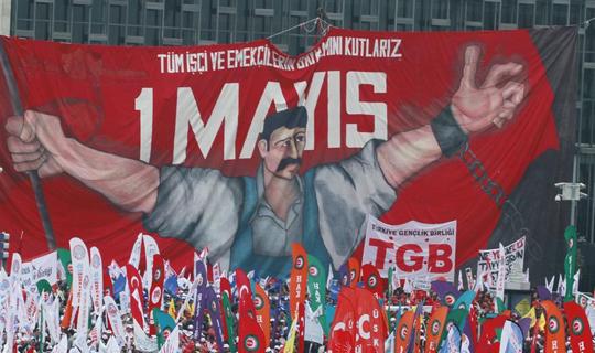 Türkiye Devrimci İşçi Sendikaları Konfederasyonu'nun (DİSK) 1 Mayıs Kararı Belli Oldu!