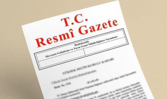 Ulaştırma Bakanlığının Merkez Teşkilatında Düzenleme Yapılması Kararı Resmi Gazete'de Yayımlandı