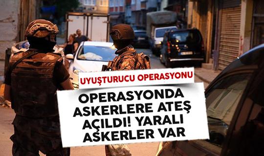 Uyuşturucu Operasyonunda Askerlere Ateş Açıldı! Yaralı Askerler Var