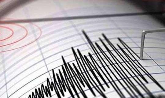 Van'da Art Arda İki Deprem Meydana Geldi