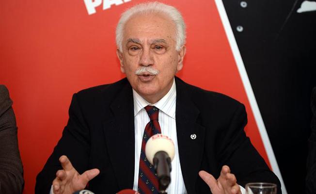 Vatan Partisi Başkanı Doğu Perinçek: Erken Seçim Darbe Kararıdır