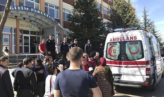 YÖK'den Eskişehir Osmangazi Üniversitesi'ne Düzenlenen Saldırıya Yönelik Basın Duyurusu