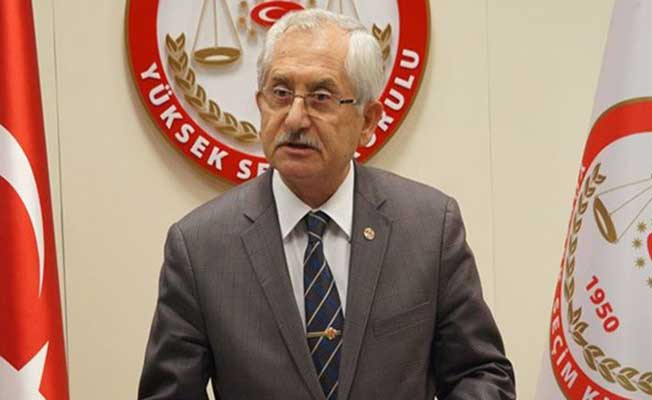 YSK Başkanı Güven'den Seçim Güvenliği Hakkında Önemli Çağrı
